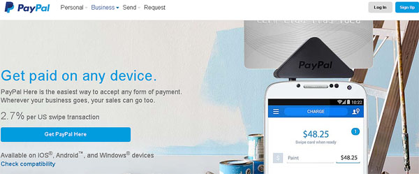 Cheapest mobile credit card processing services paypal cheapest mobile credit card processing reheart Gallery