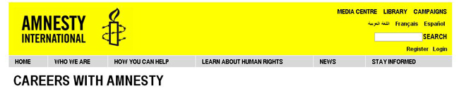 The Problems With the Amnesty International Report
