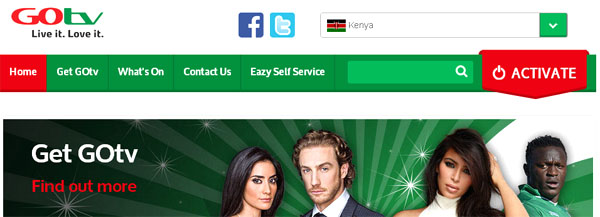 Pay GOtv using Mpesa Pay Bill Number for GOtv