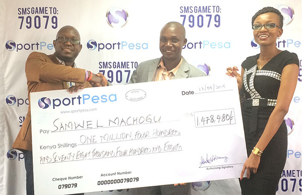 SportPesa Tips: Betting Tips from Recent SportPesa Jackpot Winner