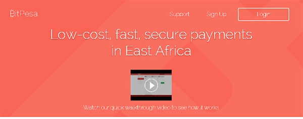 BitPesa Buy and Send Bitcoins in Kenya, Tanzania