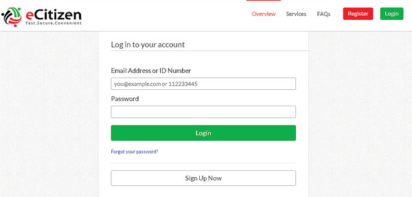 Kenya Visa Application Online Renewal Of Drivi...
