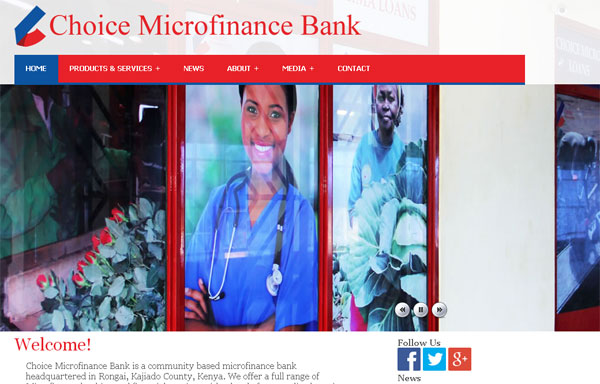 Choice Microfinance Bank Limited