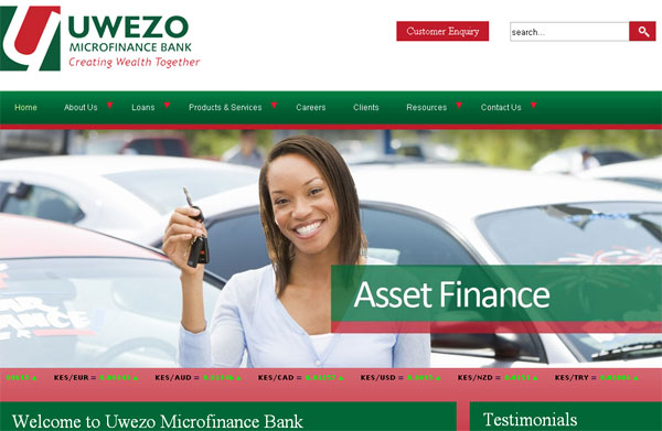 Uwezo Microfinance Bank Ltd